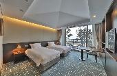 호텔 트윈룸